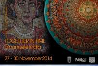 Изложба на Емануеле Индия