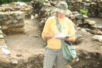 Елена Гергова, стажант археолог